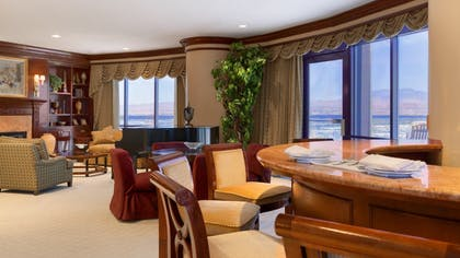 Living Room | VooDoo Collection Suite | Rio All-Suite Hotel & Casino