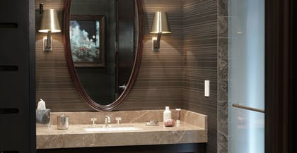 Bathroom | Bungalow | The Cosmopolitan of Las Vegas