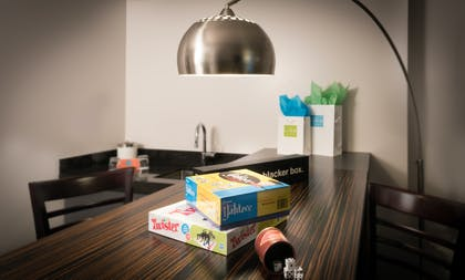 Counter space | King Suite | The LINQ Hotel & Casino