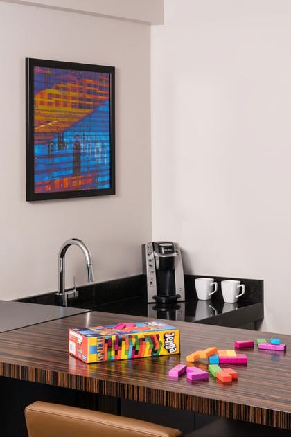 Sink and Counter | King Suite | The LINQ Hotel & Casino