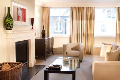 Living room | Classic Suite | Brown's Hotel, a Rocco Forte Hotel