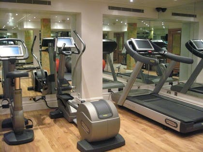 Fitness facilities | Charlotte Street Hotel