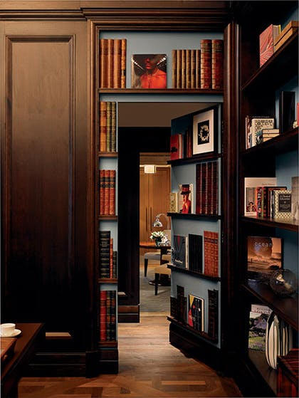 Library | The Writer's Penthouse | Corinthia Hotel London