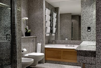 Bathroom | One Bedroom Terrace Suite  | Covent Garden Hotel