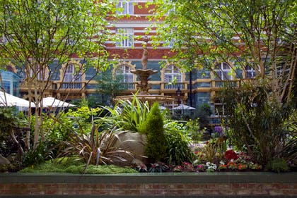 Courtyard Garden | St. James' Court