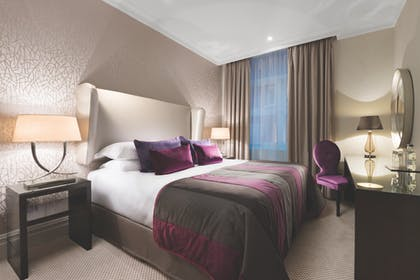 Bedroom | Falconers Two Bedroom Suite + Falconers One Bedroom Suite | Taj 51 Buckingham Gate Suites and Residences