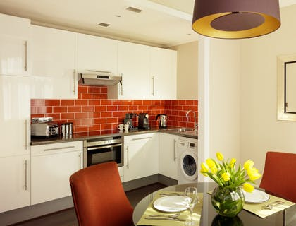 Kitchen | Falconers Two Bedroom Suite + Falconers One Bedroom Suite | Taj 51 Buckingham Gate Suites and Residences