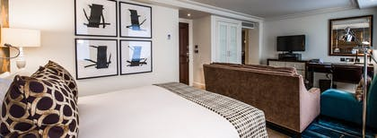 Bedroom | Executive Junior Suite  | The Arch London