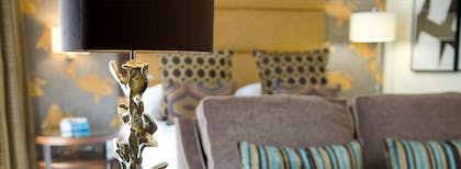 Bedroom | Executive Junior Suite + Deluxe Room | The Arch London