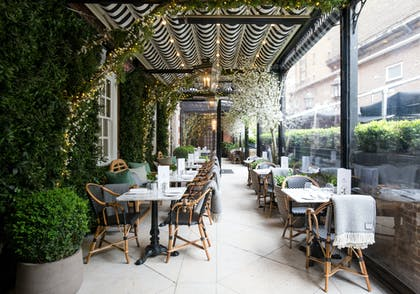 Dalloway Terrace | The Bloomsbury Hotel