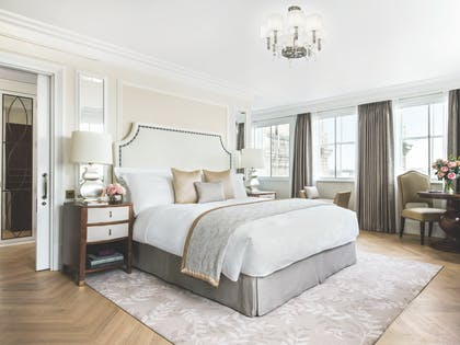 Executive Room - Bedroom | One Bedroom Residence + Executive Room | The Langham Hotel, London