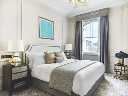 One Bedroom Residence - Bedroom | One Bedroom Residence + Executive Room | The Langham Hotel, London