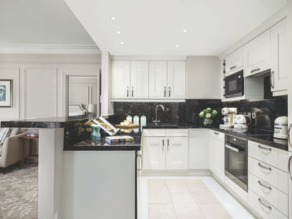 Kitchen | One Bedroom Residence | The Langham Hotel, London