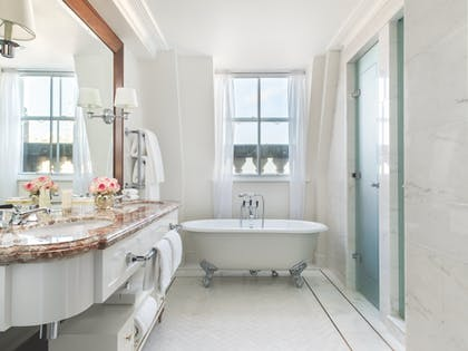 Bathroom | One Bedroom Suite | The Langham Hotel, London