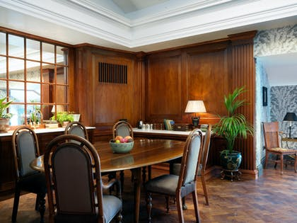 Dining area | Lutyens Suite | The Ned Hotel