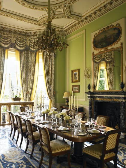 Dining Area | The Royal Suite  | The Ritz London