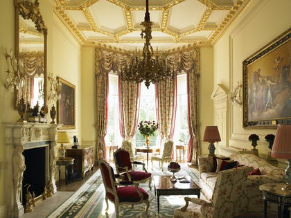 Sitting Room | The Royal Suite  | The Ritz London