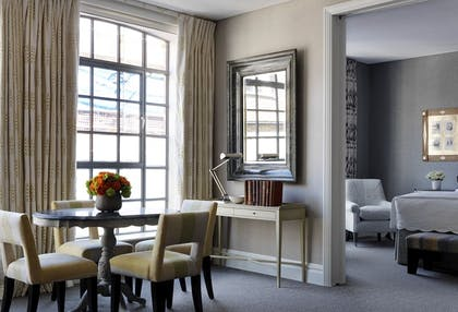 Dining area | One Bedroom Richmond Suite | The Soho Hotel