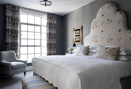 Bedroom | Two Bedroom Richmond Suite | The Soho Hotel