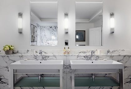 Bathroom | Two Bedroom SoHo Suite | The Soho Hotel