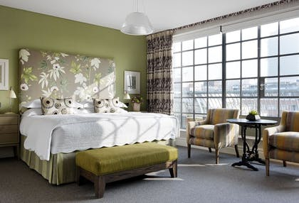 Bedroom | Two Bedroom SoHo Suite | The Soho Hotel