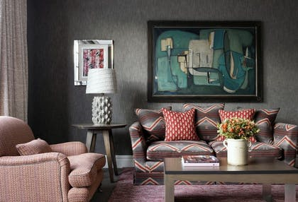Living room | Two Bedroom SoHo Suite | The Soho Hotel