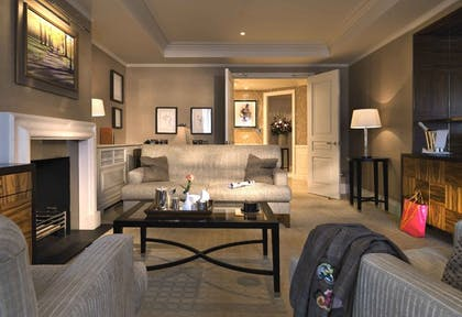Living room | Mews Master Suite | The Stafford London