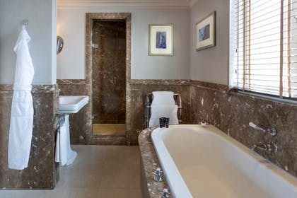 Bathroom | The Penthouse Suite | The Stafford London