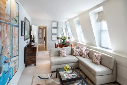 Living area | The Penthouse Suite | The Stafford London