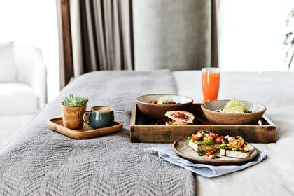In Room Dining | 1 Hotel West Hollywood
