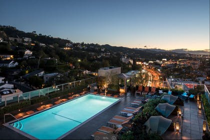 Pool View | Andaz West Hollywood