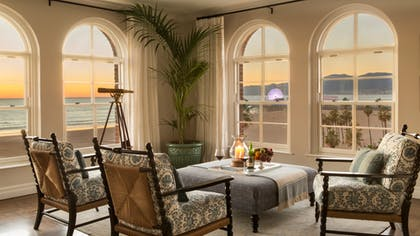 View from the living room | Pacific View Suite | Hotel Casa Del Mar