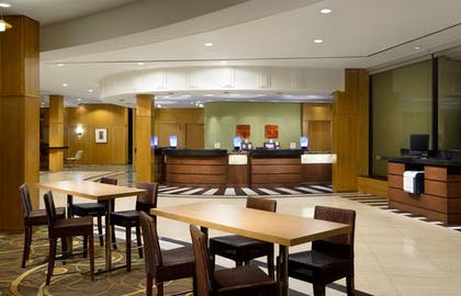 Reception | DoubleTree by Hilton Hotel Los Angeles - Westside
