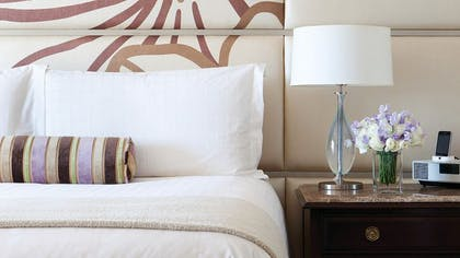 Bed | One-Bedroom Suite | Four Seasons Los Angeles at Beverly Hills