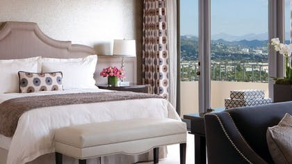 Bedroom | Presidential Suite East | Four Seasons Los Angeles at Beverly Hills