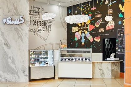 Ice cream Shop | Hyatt Regency Orange County