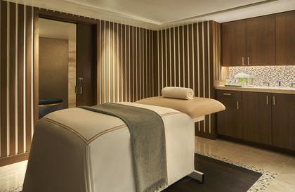 Spa Treatment Room | Presidential Suite | L'Ermitage Beverly Hills