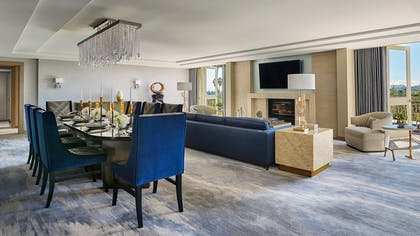 Living room | Royal Suite | L'Ermitage Beverly Hills