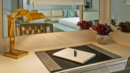 Desk | Viceroy Junior Suite | L'Ermitage Beverly Hills