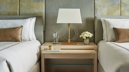Beds | Viceroy Studio Double Suite | L'Ermitage Beverly Hills