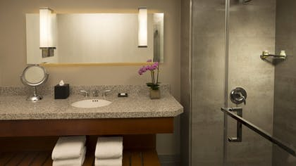 Bathroom | Producer's Suite | Loews Hollywood Hotel