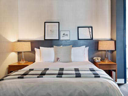 Bedroom | Classic Guest Suite | Palihouse West Hollywood