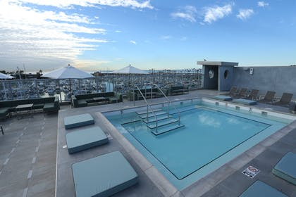 Pool | Shade Hotel Redondo Beach