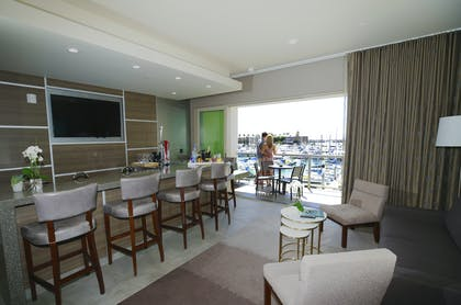 Bar | Penthouse Suite | Shade Hotel Redondo Beach