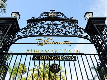 Outside | Fairmont Miramar Hotel & Bungalows