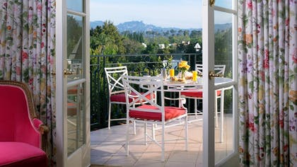 Balcony | Superior Suite | The Peninsula Beverly Hills