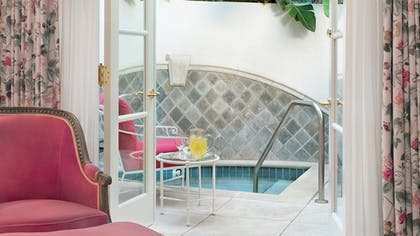 Jacuzzi | Villa Suite with Jacuzzi | The Peninsula Beverly Hills