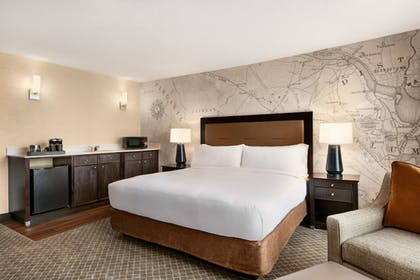 1 King Junior Bed | 1 King Bed Junior Suite | Doubletree by Hilton McLean Tysons