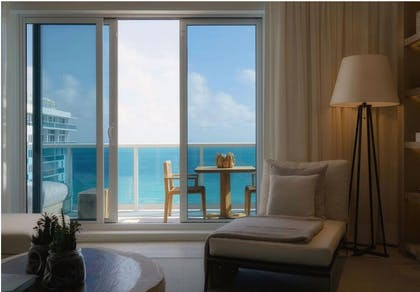 Balcony | Five Bedroom Ultra Penthouse | 1 Hotel South Beach