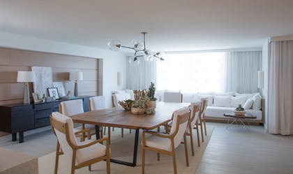 Dining Room | Presidential Suite | 1 Hotel South Beach